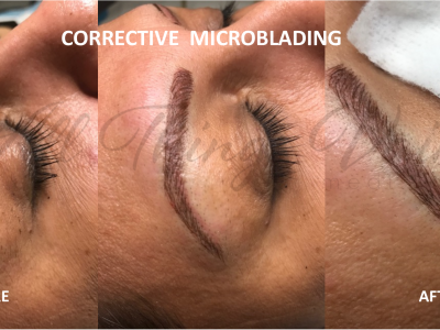 Corrective Permanent Makeup Brows 8-2018