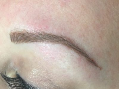 Lone Tree Corrective Permanent Makeup Brows After