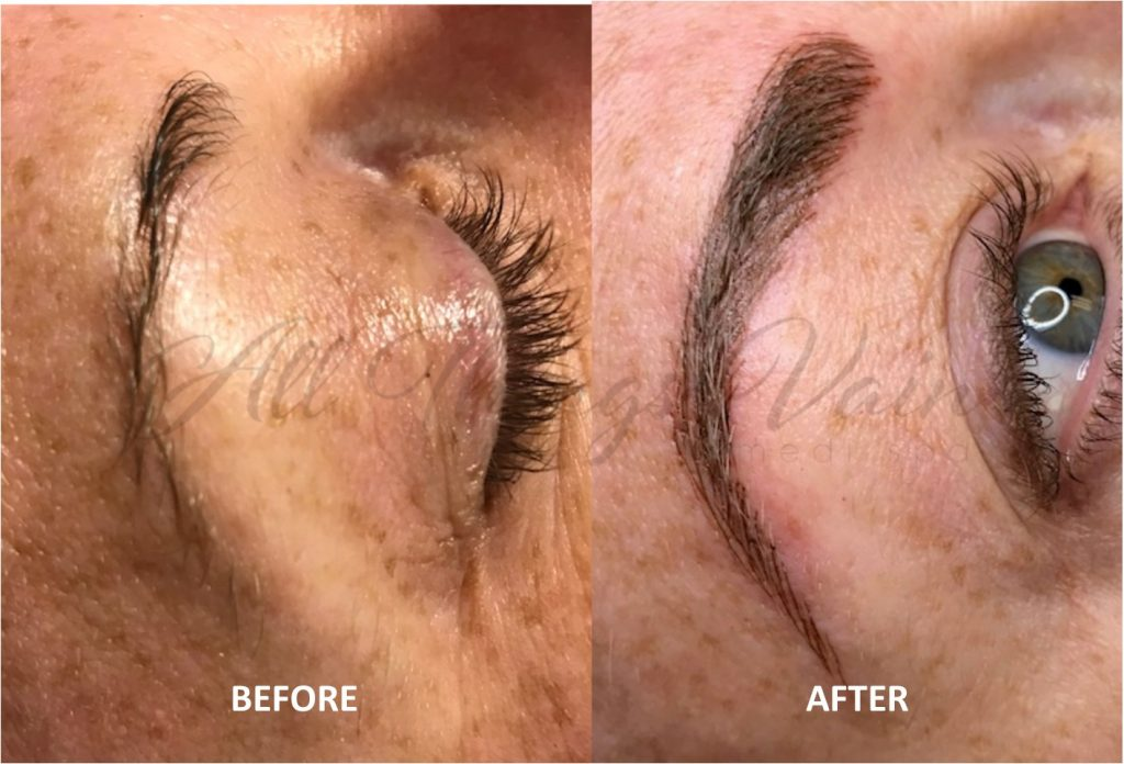 Permanent Makeup Brows Highlands Ranch