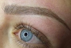 micropigmentation brows Lone Tree