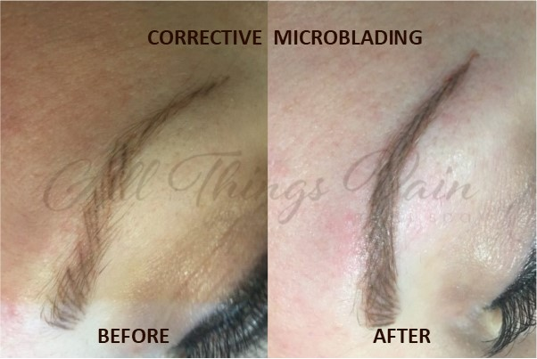 Corrective Permanent Makeup Lone Tree CO