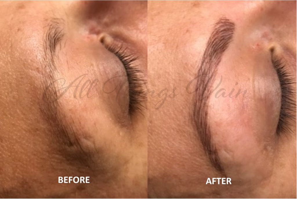 Permanent Makeup Brows Castle Pines