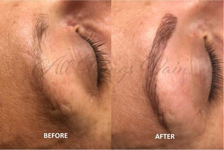 Permanent Makeup Brows Castle Pines