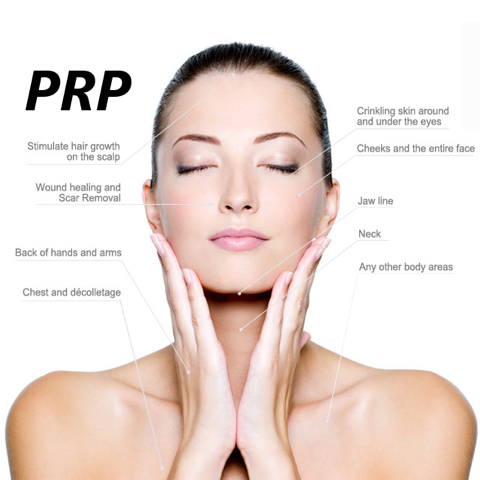 prp facial cost